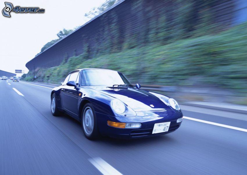 Porsche, Autobahn