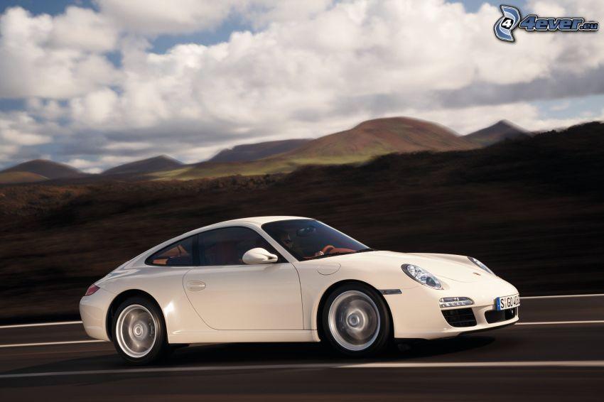 Porsche 911 Carrera, Geschwindigkeit