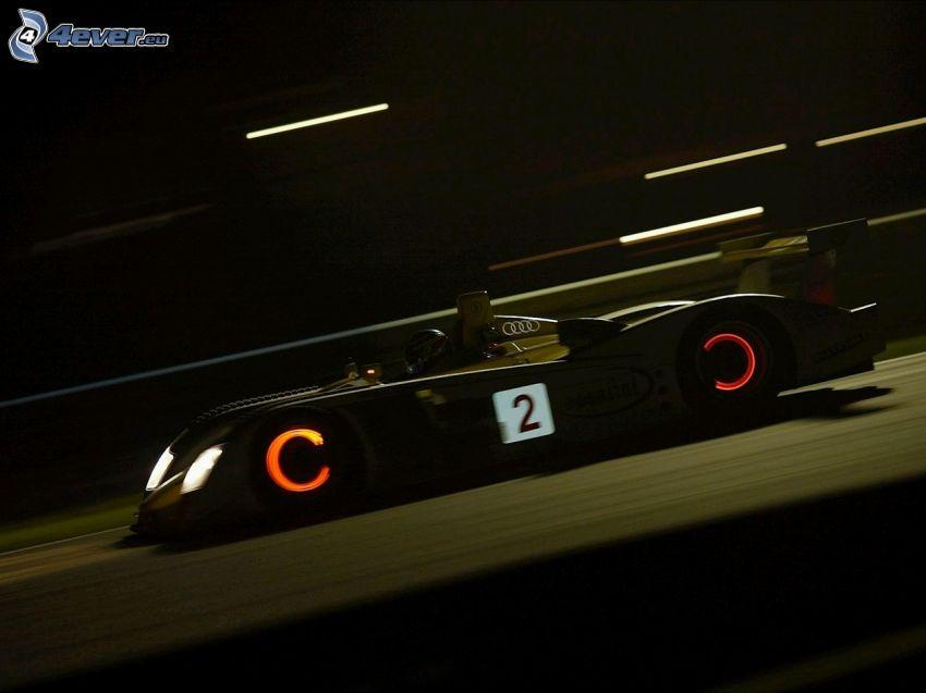 Audi R10 TDI, Rennen
