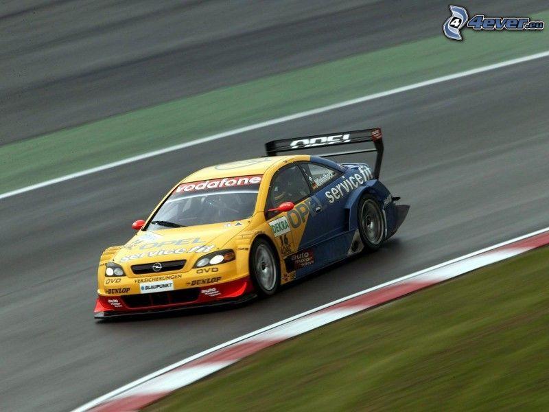 Opel, Rennen, DTM, Rennstrecke