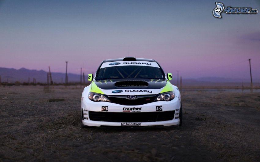 Subaru, Feld