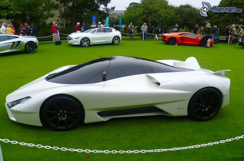 SSC Tuatara, Ausstellung, Automobilausstellung