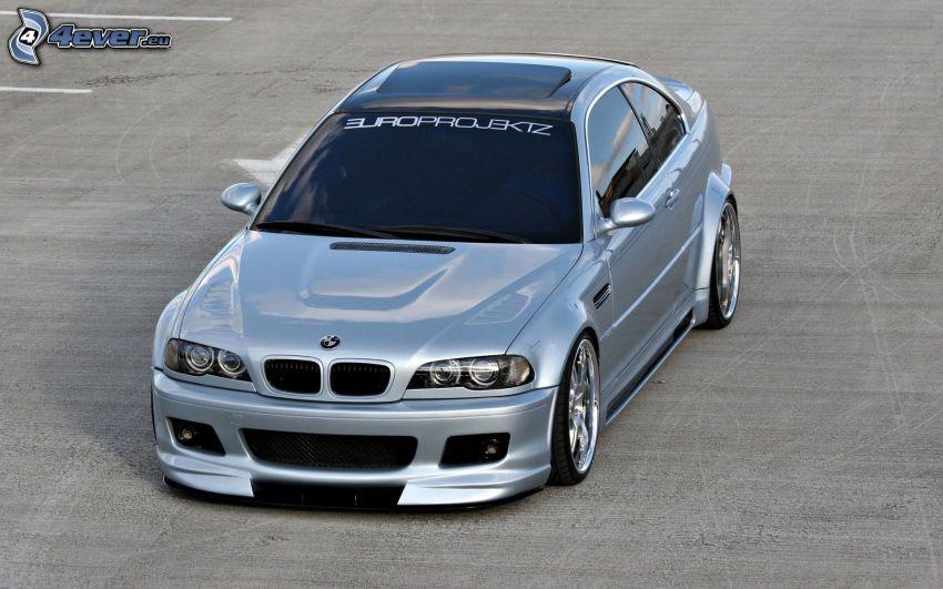BMW 3, tuning
