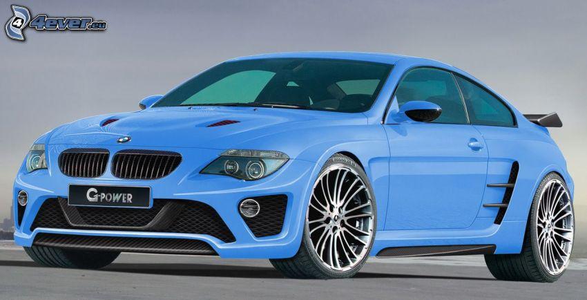 BMW M6, tuning