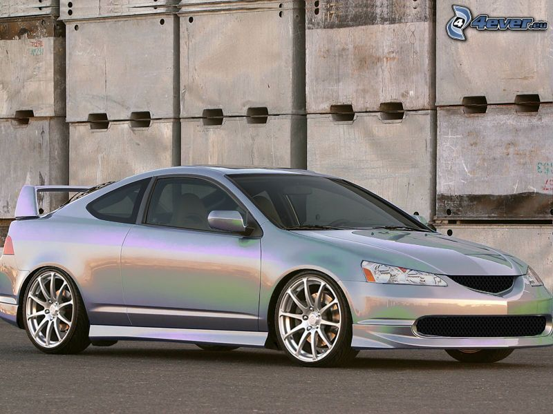 Honda Integra DC5, Acura RSX, virtual tuning