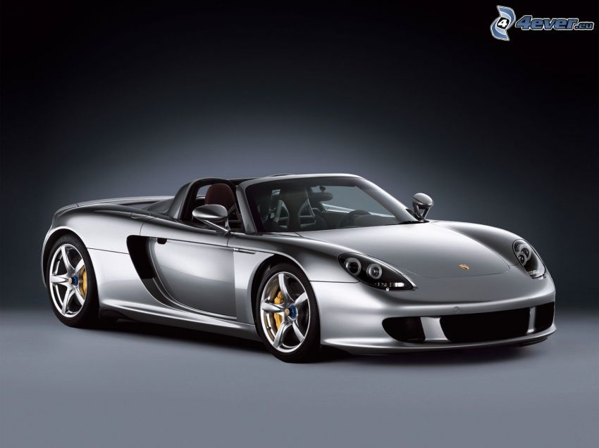 Porsche Carrera, Sportwagen