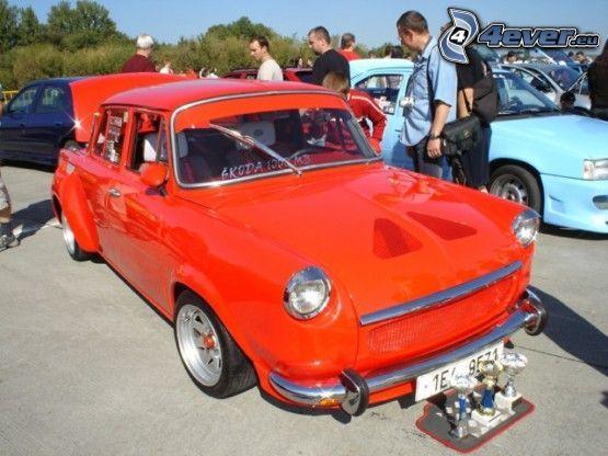 Škoda 100, tuning