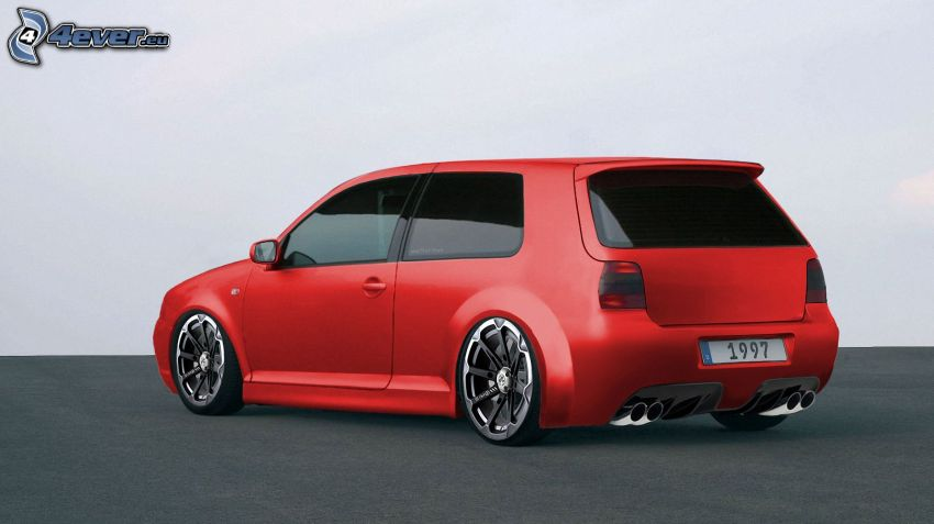 Volkswagen Golf, tuning