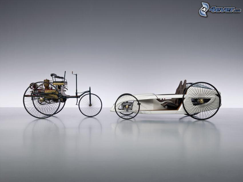 Wagen, Oldtimer