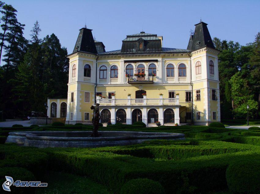 Betliar, Chateau, Park