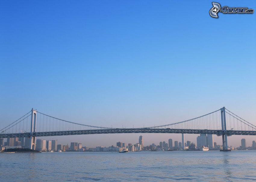 Autobahnbrücke, Shanghai