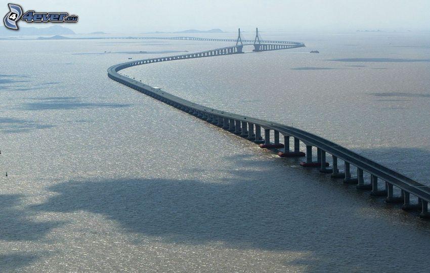Brücke, Meer