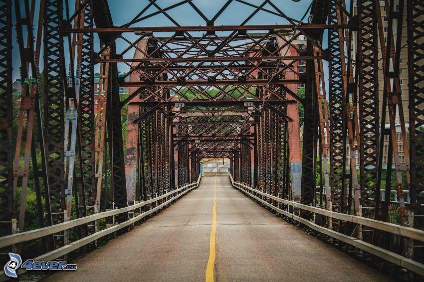 Brücke Victoria, alte Brücke
