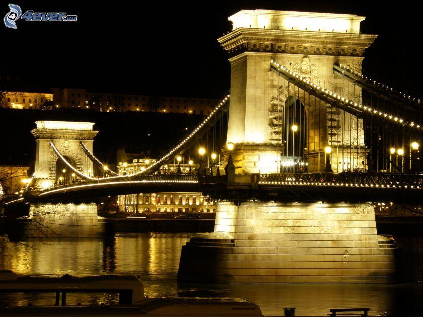 Budapest, Brücke