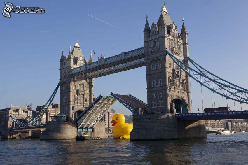 Tower Bridge, Ente
