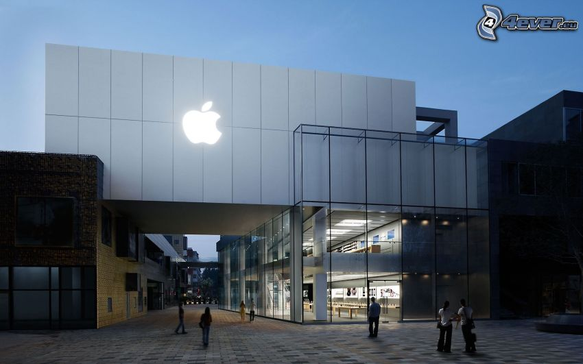 Gebäude, Apple, China
