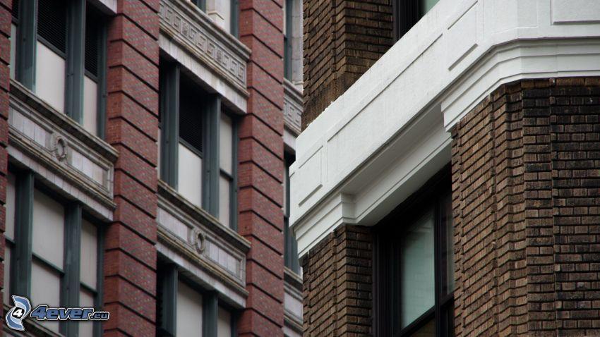 Gebäude, Fenster
