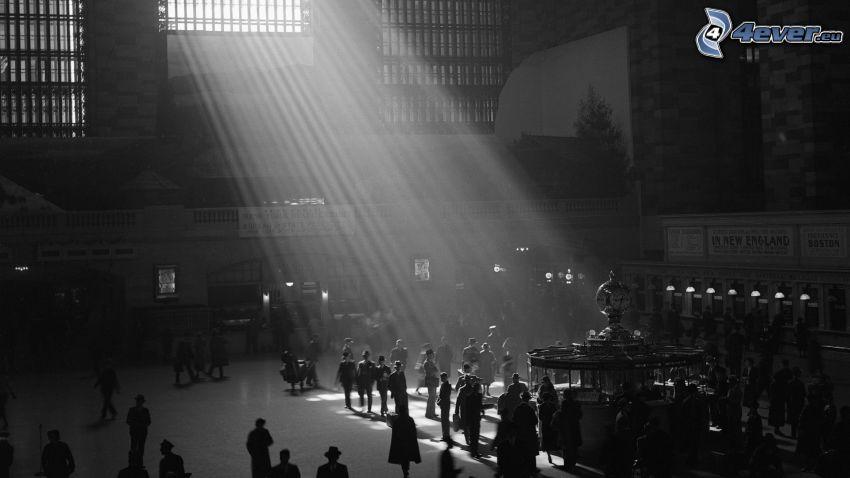 Grand Central Terminal, Bahnhof