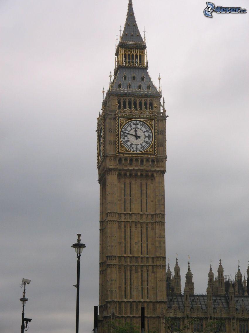 Big Ben, London, Uhr