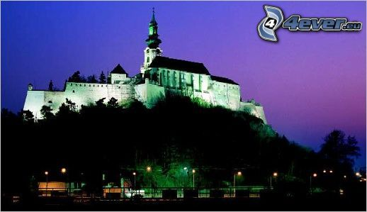 Burg, Nitra