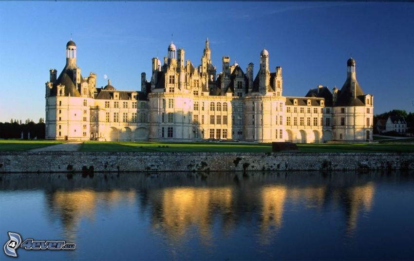 Burg, Schloss, Chateau