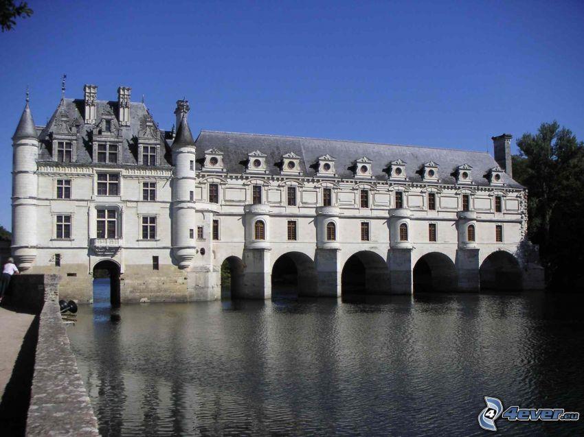 Château de Chenonceau, Fluss
