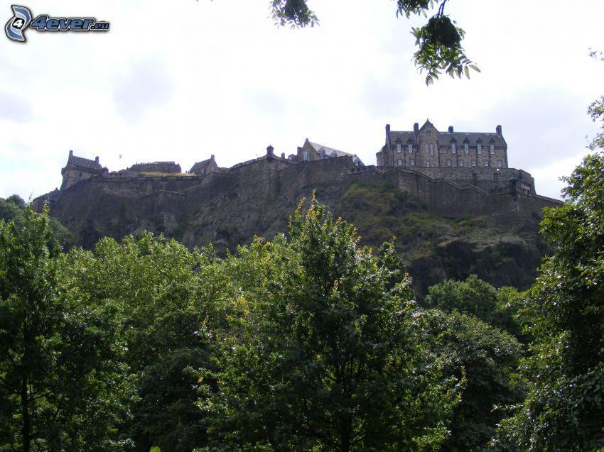 Edinburgh Castle, Chateau