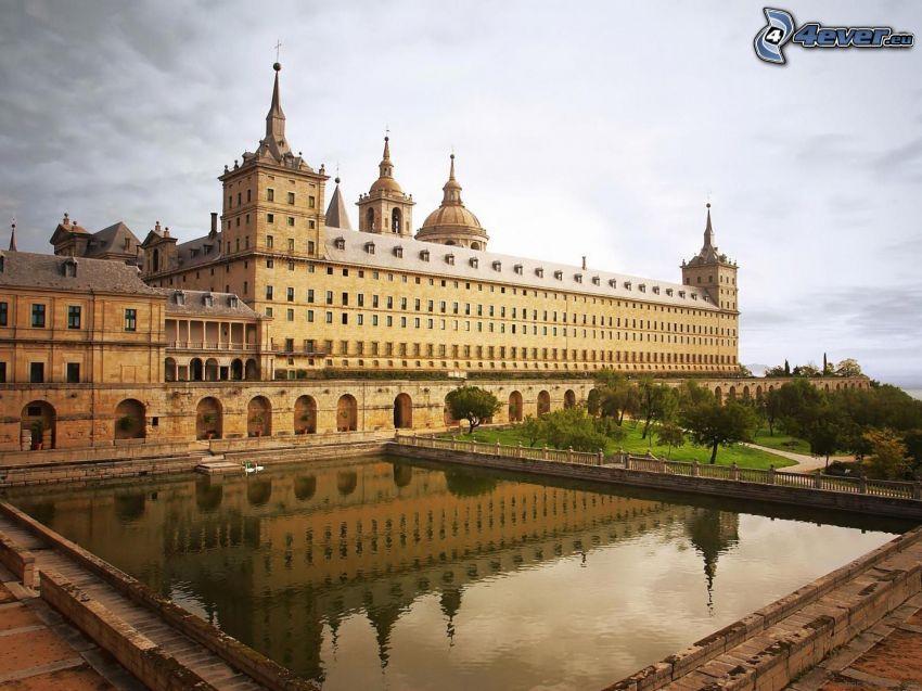 El Escorial, Spanien, Palast