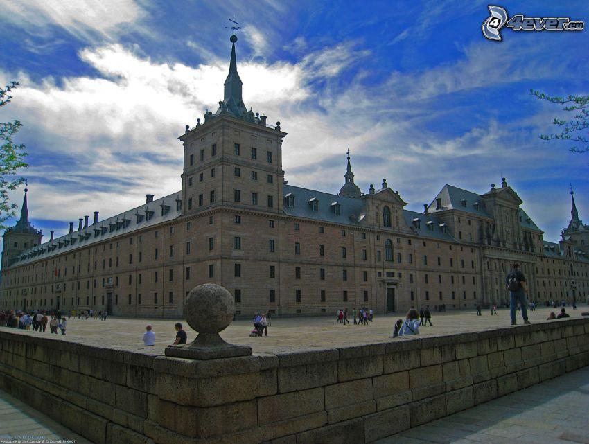 El Escorial, Touristen