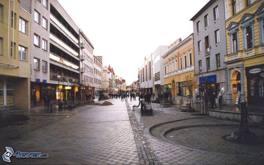 Fußgängerzone, Nitra