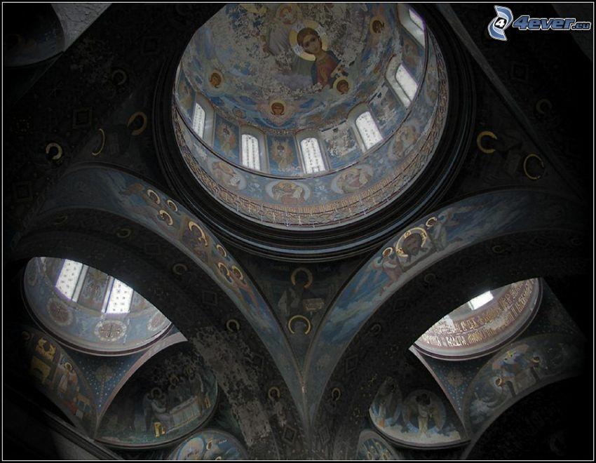 Gebäude, Kirche, Denkmal, Gewölbe