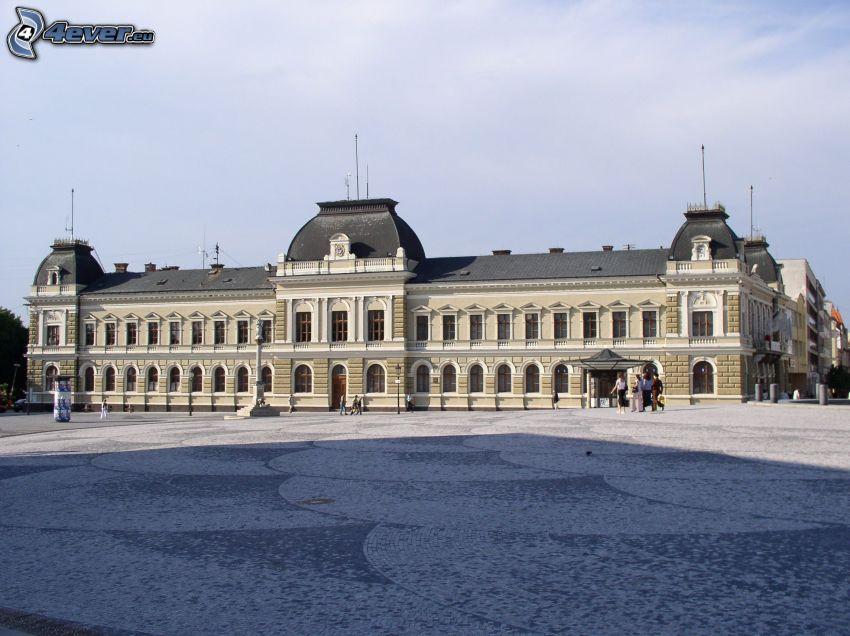 Gebäude, Nitra