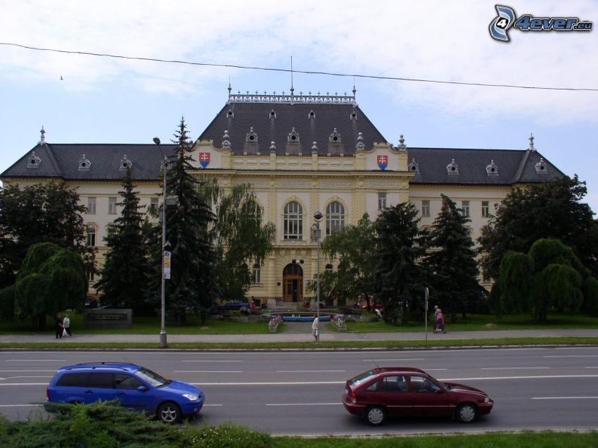 Gericht, Nitra
