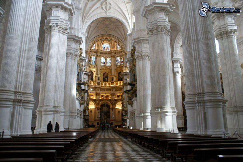 Granada Cathedral, Innenraum