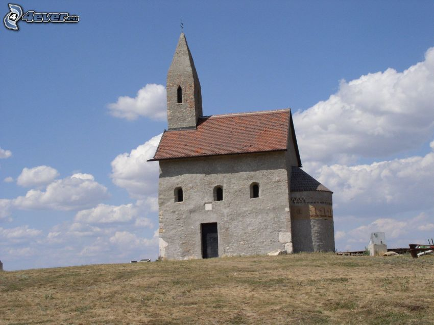 Kirche, Drážovce, Nitra