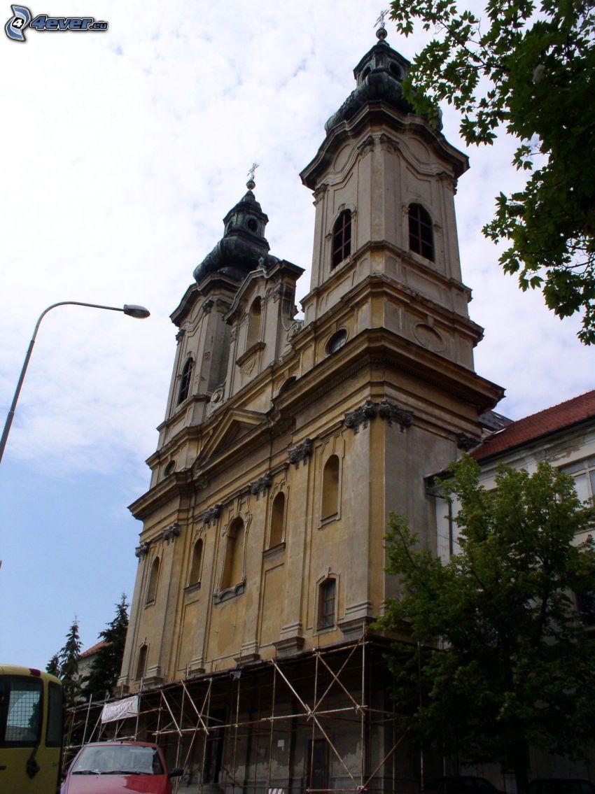 Kloster, Nitra