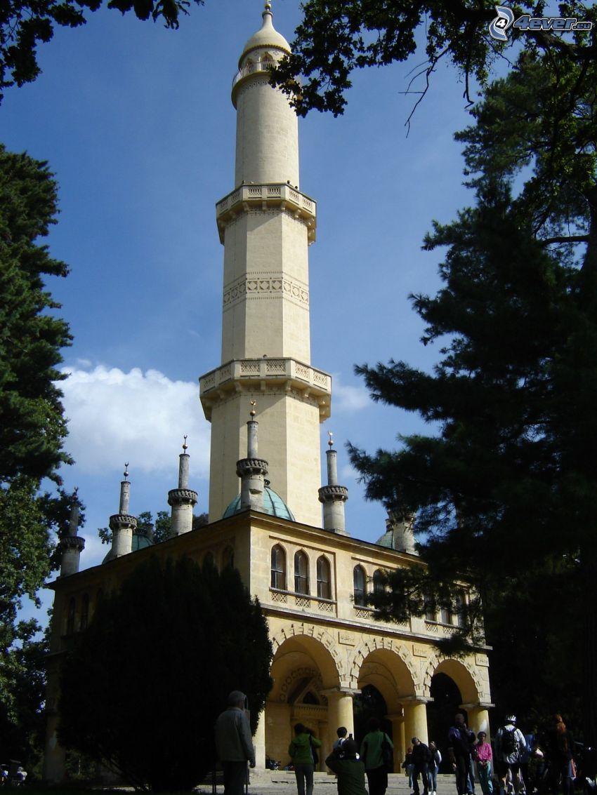 Minarett, Lednice