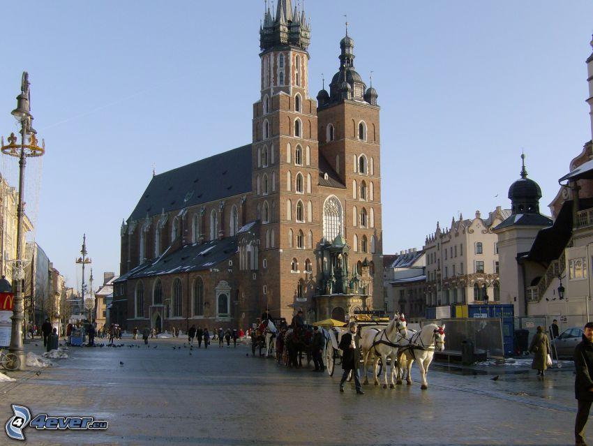 Polen, Krakau