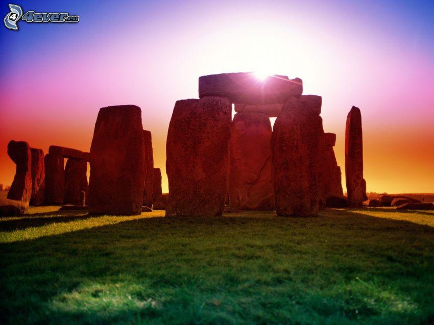 Stonehenge, Großbritannien