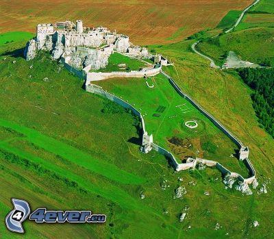 Zipser Burg, Slowakei