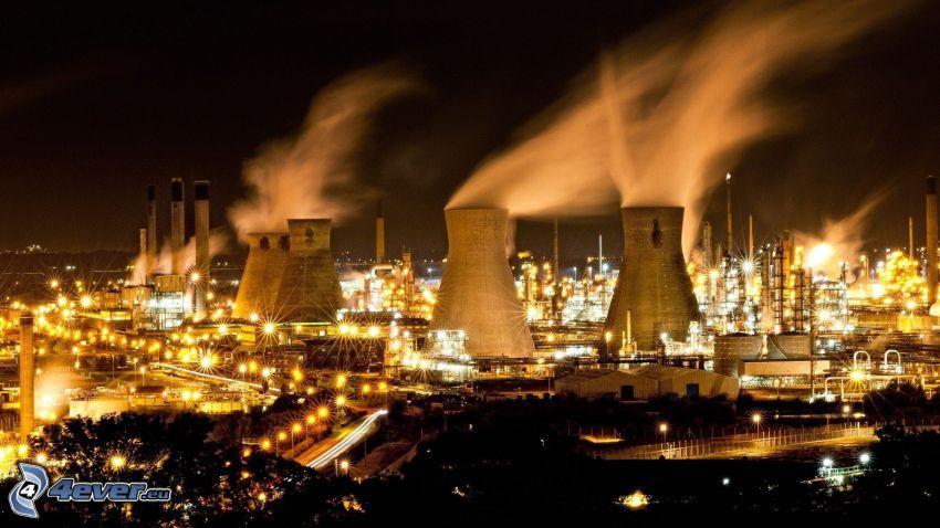Kraftwerk, Nacht
