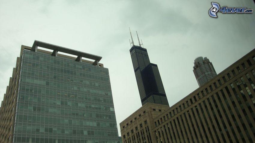 Willis Tower, Chicago, Wolkenkratzer
