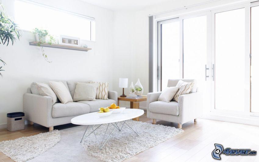 Wohnzimmer, Sofa, Couch