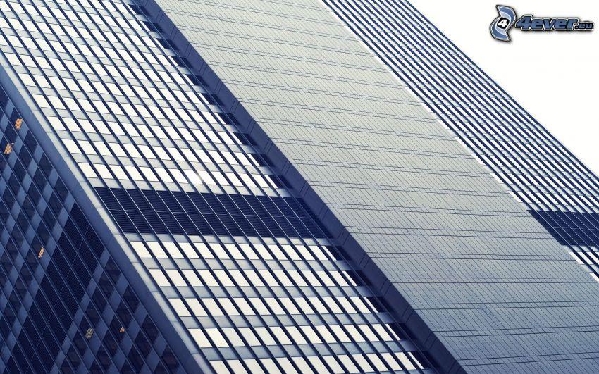 Wolkenkratzer, Fenster