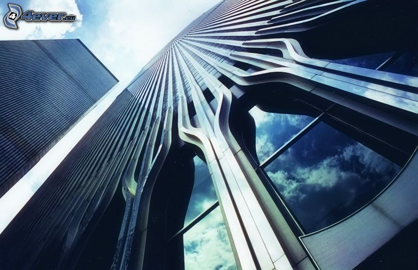 World Trade Center, Wolkenkratzer