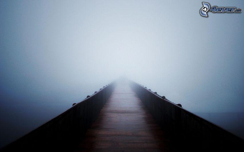 Pier, Licht