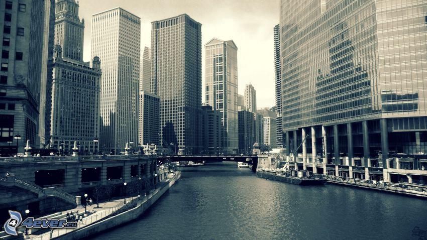 Chicago, Fluss