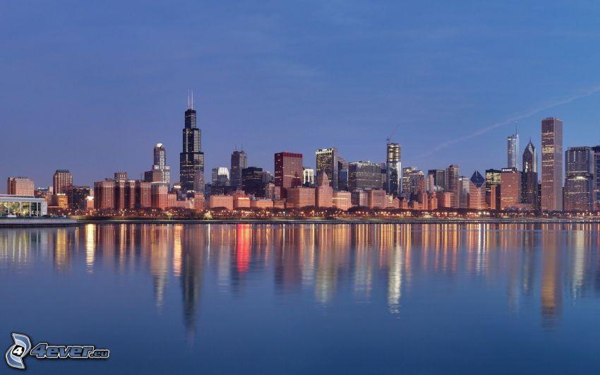 Chicago, Wolkenkratzer, Willis Tower