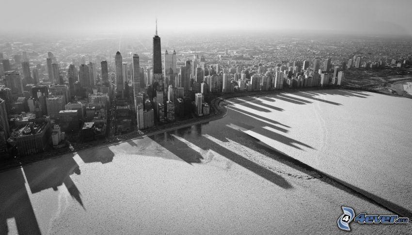Chicago, Wolkenkratzer