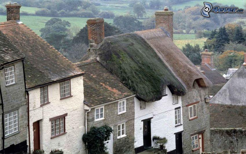 Häuser, Dorf